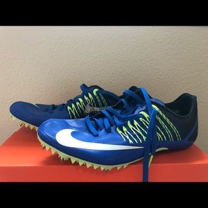 Nike Track Sprinting Spikes